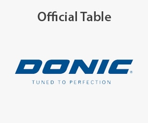 Donic Table Sponsor