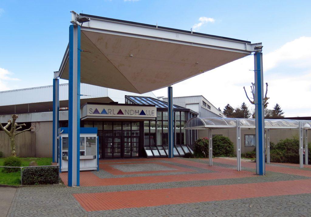 Saarlandhalle Saarbruecken