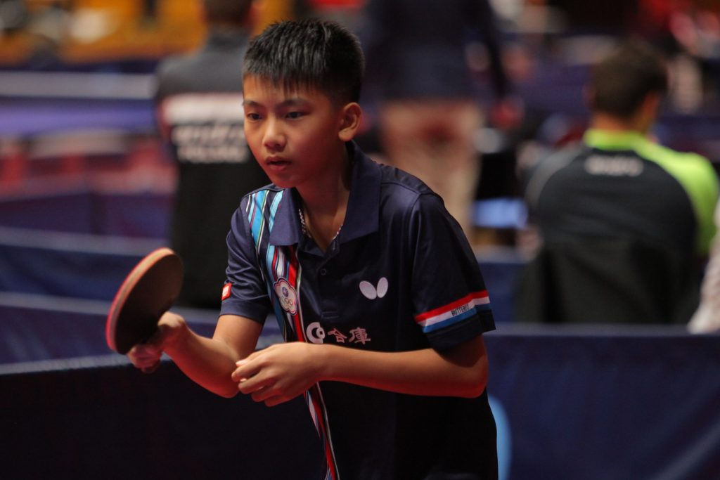 HUANG Yan-Cheng - 1