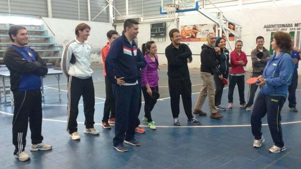 Enjoying the course; students respond (Photo: courtesy of Alejandra Gabaglio)