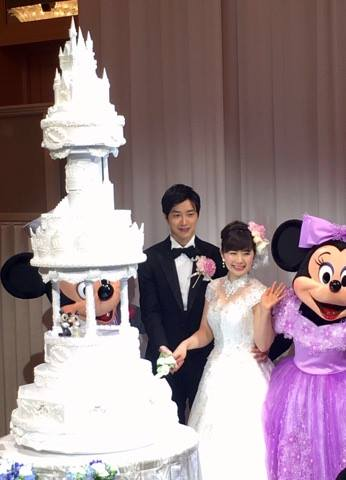 Mickey and Minnie Wedding.