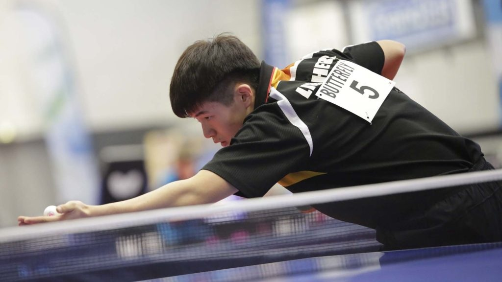 Yang Xinyu won in the Czech Republic and reached the last eight in France (Photo: Jérôme Henry)