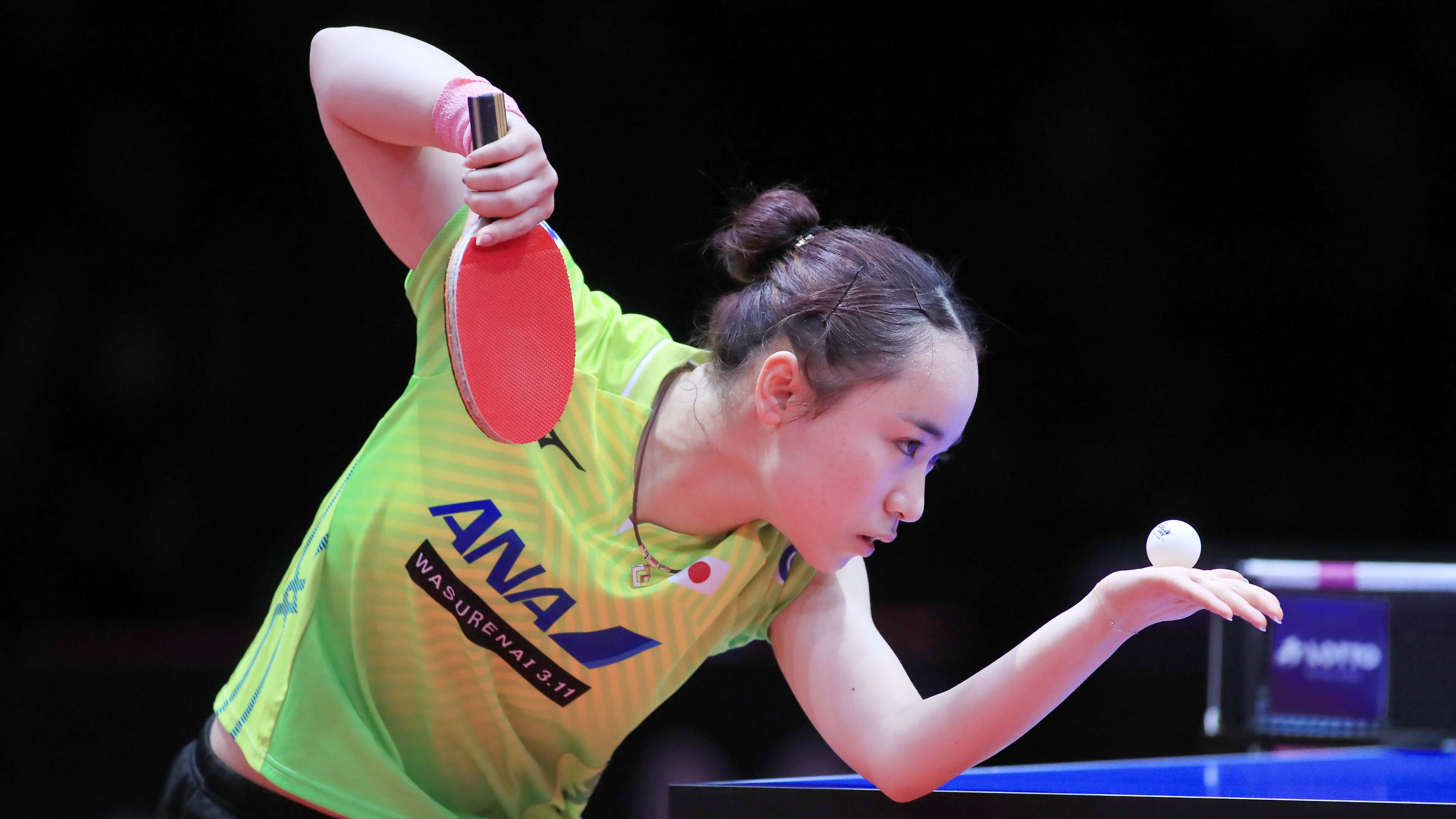 2020 ITTF World Tour Hungarian Open: Day Two